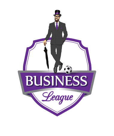 Logo Business League bez bela kontura